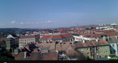 Preview webcam image Sopron