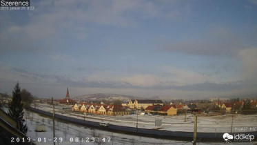 Preview webcam image Szerencs