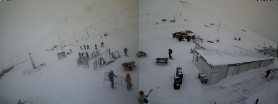 Preview webcam image Akureyri - Hlíðarfjall Ski Resort