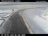 Preview webcam image Almannaskarð - Hringvegur
