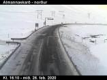 Preview webcam image Almannaskarð - Hringvegur 2
