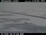 Preview webcam image Biskupsháls
