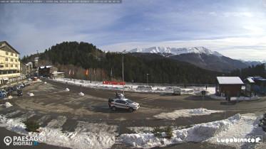 Preview webcam image Abetone - Piazza Europa