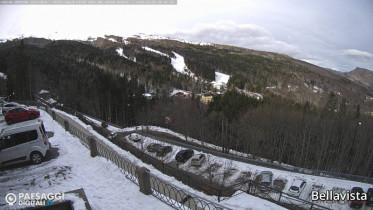 Preview webcam image Abetone - Piste Monte Gomito