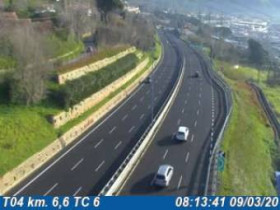 Preview webcam image Agnano - Traffic T04 - KM 006,6