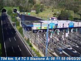 Preview webcam image Agnano - Traffic T04 - KM 005,4