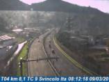 Preview webcam image Agnano - Traffic T04 km 008,1