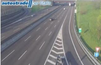 Preview webcam image Agrate Brianza - Traffic A04 - KM 144,4