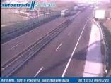 Preview webcam image Albignasego Traffic A13