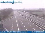 Preview webcam image Alessandria - Traffic A26 - KM 68,0
