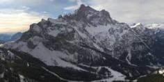Preview webcam image Alleghe - Monte Fertazza (2083 m)