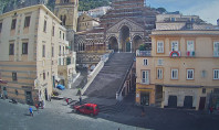 Preview webcam image Amalfi - Piazza Duomo