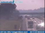Preview webcam image Anagni - Traffic A01 - KM 605,7