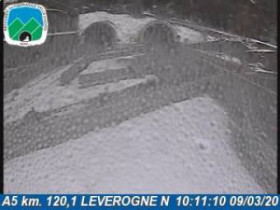 Preview webcam image Avise - Traffic A5 - KM 120,1