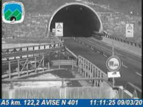 Preview webcam image Avise - Traffic A5 - KM 122,2