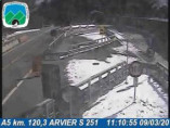 Preview webcam image Avise - Traffic A5 - KM 120,3