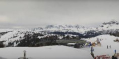 Preview webcam image Badia - Moritzino Club - Piz La Ila