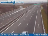 Preview webcam image Biandrate - A26 - KM 127,7