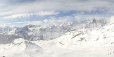 Preview webcam image Breuil-Cervinia - Bec Carre