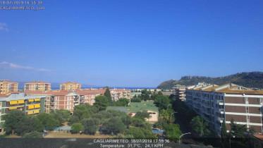 Preview webcam image Cagliari