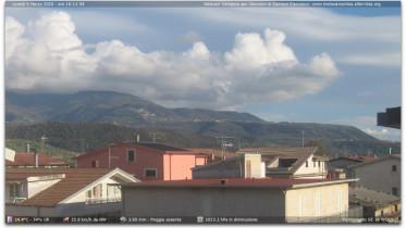 Preview webcam image Campora San Giovanni