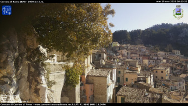 Preview webcam image Cervara di Roma