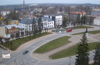Preview webcam image Rezekne - Liberation Square