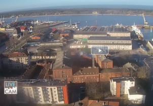 Preview webcam image Klaipeda - port