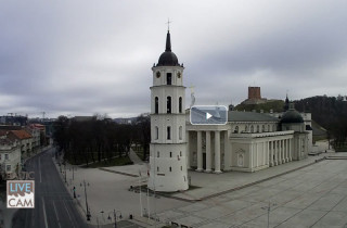 Preview webcam image Vilnius