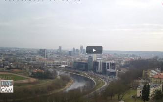Preview webcam image Vilnius - Crowne Plaza hotel