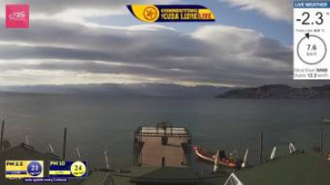 Preview webcam image Ohrid - Cuba Libre Beach