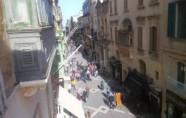 Preview webcam image Valletta - Republic Street