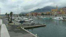 Preview webcam image Menton - port