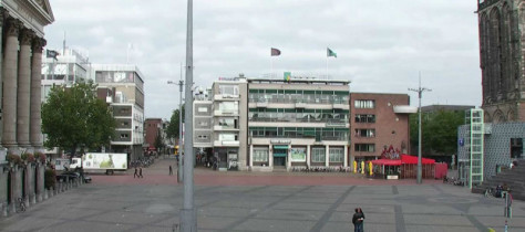 Preview webcam image Groningen - Grote Markt