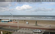Preview webcam image Scheveningen - beach