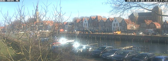 Preview webcam image Veere