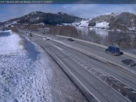 Preview webcam image Åsane - Traffic E39