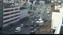 Preview webcam image Bergen - Danmarksplass