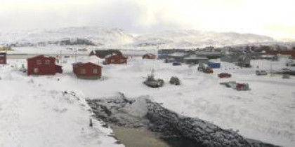 Preview webcam image Berlevåg