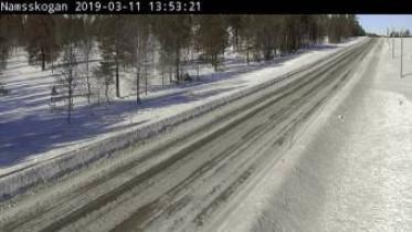 Preview webcam image Bjørhusdalen - Traffic E6
