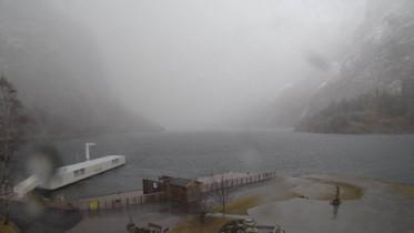 Preview webcam image Gudvangen - Nærøyfjord