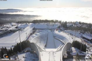 Preview webcam image Holmenkollen
