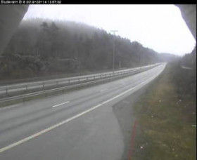 Preview webcam image Høvåg - E18