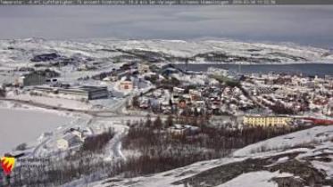 Preview webcam image Kirkenes