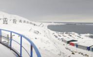 Preview webcam image Longyearbyen Spitsbergen - harbor