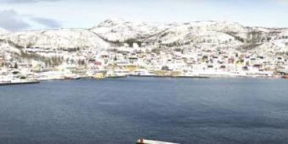 Preview webcam image Skjervøy