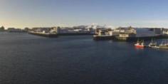 Preview webcam image Vardø