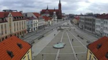 Preview webcam image Bialystok - Kosciuszko