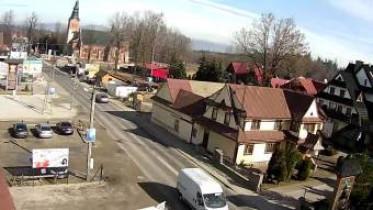 Preview webcam image Białka Tatrzańska
