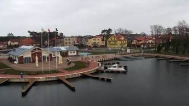 Preview webcam image Dziwnów - port